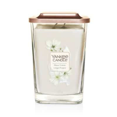 Yankee Candle Elevation - Sheer Linen
