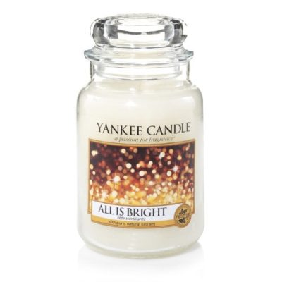 Yankee Candle Classic - All is Bright