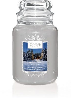 Yankee Candle Classic - Candlelit Cabin